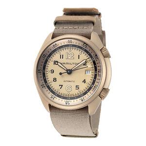 Hamilton Khaki Aviation Pilot Pioneer Auto Men's Automatic Watch H80435895
