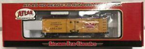 Atlas 6125-1 HO Quaker City 36' Wood Reefer Car #728 LN/Box