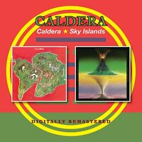 Caldera - Caldera / Sky Islands (2019)  CD  NEW/SEALED  SPEEDYPOST