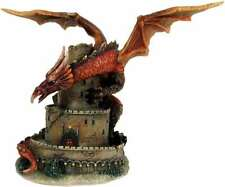 Drachenfigur Dragonsite Drache - Gronae - auf Burg