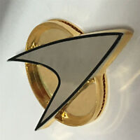 Cosplay Star Trek Badge The Next Generation Communicator Magnetic Badge Pin New