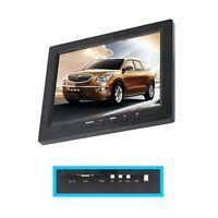 """MONITOR 8"""" POLLICI HD 1080p COLORI HDMI LCD VGA BNC VIDEOSORVEGLIANZA TEST"""