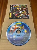 Original Sony Playstation 1 PS1 Crash Bandicoot 3 Warped Game Disc ONLY