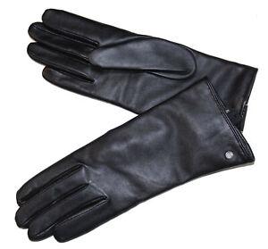 Roeckl Damen Lederhandschuhe Handschuhe Fingerhandschuh