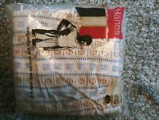 Mens Size 54 Nos Nib Hanes Givvies Boxer Shorts pk of 3 Deadstock Usa Made 1980s