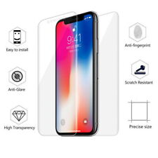 For iPhone XS Max XR X 8 7 6s Plus 10D Hydrogel Soft Film Front & Back Protector