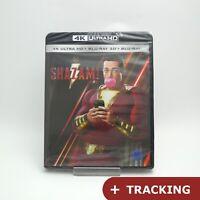 Shazam! - 4K UHD + Blu-ray 2D + 3D Combo (3 Discs, 2019)