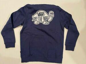 Vans New Tortuga Hoodie Sweatshirt Youth Boy's Medium (10-12)