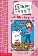 Look Before You Leap (Turtleback School & Library Binding Edition)-ExLibrary