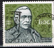 Portugal President Óscar Carmona 100 Ann stamp 1969