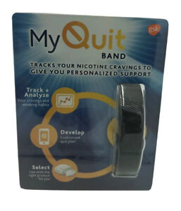 My Quit Band Tracks Your Nicotine Cravings To Give You Personalized Support