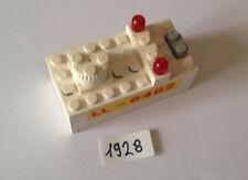 LEGO Batteriekasten mit Sirene und Lampe