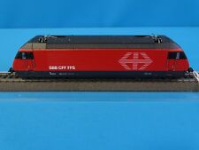 Marklin 39602 SBB CFF Electric Locomotive Br Re 4/4 IV Red  DIGITAL  OVP