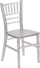 Flash Furniture Kids Crystal Transparent Chiavari Chair