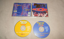 2 CD Party Rock 2000 The Final Countdown 40.Tracks Europe Madness Wham Nena 171