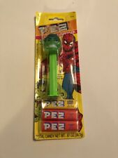 VINTAGE 1985 PEZ MARVEL COMICS THE HULK CANDY AND DISPENSER