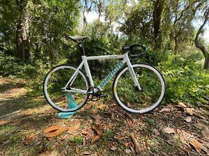 Bianchi Super Pista Track Bike, 53cm