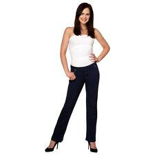 Belvia Ultra Comfortable Super Soft Bootcut Jeans Denim Look in Medium: UK 12-14