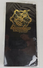 Gacchu Guts SEGA Shogakukan Trading Card Holder Black Folder - Brand New