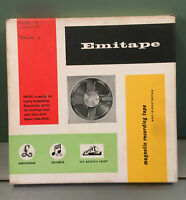 Emitape magnetic reel to reel tape boxed - Tchaikovsky recorded