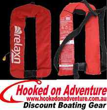 LifeJacket PDF Inflatable PFD - AUTO Loop for Harness, Reflective Tape, Wistle