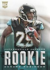 Rookie Panini Jacksonville Jaguars Original Football Cards
