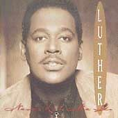Never Let Me Go by Luther Vandross (CD, Jun-1993, Epic (USA))