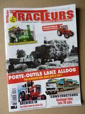 Tracteurs passion n°53, Fairbanks-Morse, Lanz Alldog, Rolland, 1936-39, Soméca 5