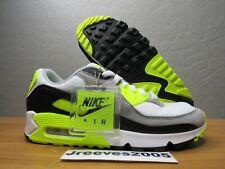 Nike Air Max 90 - VOLT Sz 9 - Men's 100% Authentic CD0881 103