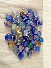 Glass Beads Mainly Blue