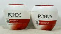 Two Pond's Rejuveness Anti - Wrinkle Cream with Vitamin E 400g 14oz Brand New