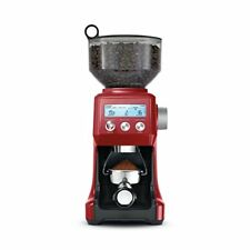 Breville BCG820BCRNXL Smart Grinder Pro Coffee Bean Grinder Cranberry Red BCG820