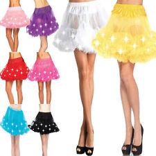 Unbranded Polyester Regular Size Skirts Tutu for Women