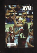 1995-96 Brigham Young Cougars Basketball Schedule--Universal Campus Credit Union