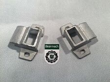 Bearmach Land Rover Serie 2 & 3 Puertas Striker Cerradura Placa X2-mtc4195 Br 2110