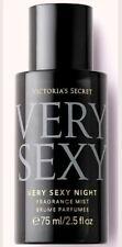 🌙Victoria's Secret VERY SEXY NIGHT Travel FRAGRANCE MIST 2.5 oz