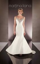 Martina Liana Wedding Dress Style # 706