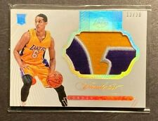 2014-15 Panini Flawless Jordan Clarkson 12/20 Rookie Patch 3 Color Patch RC
