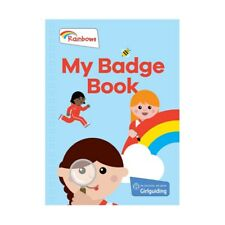 Rainbow Badge Book. OFFICIAL SUPPLIER.