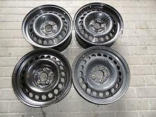 4 Stahlfelgen für Mercedes C-Klasse W204/S204  7x16ET43