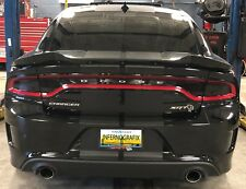 Taillight & Side Marker Tint Fits 2015-2020 Dodge Chargers, Air Release Material