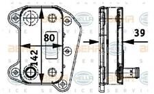 RADIATORE OLIO MERCEDES BENZ MB CLASSE C (W203) BHER