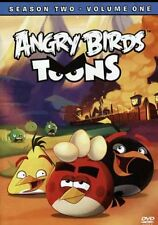 ANGRY BIRDS TOONS: SEASON 2 VOL 1 (DVD) EXCELLENT CONDITION SHIPS NEXT DAY