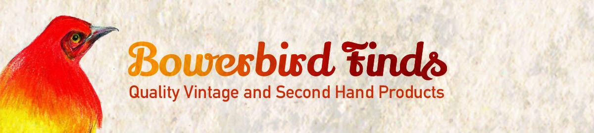 Bowerbird Finds