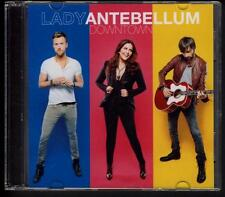 LADY ANTEBELLUM Downtown RARE DUTCH PROMO ACETATE CD SINGLE