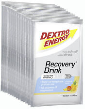 Dextro Energy Recovery Drink Box 14x44,5g Beutel