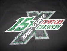 JOHN FORCE 15x Funny Car Champion (XL) T-Shirt