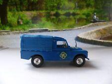 Corgi Toys 416S RAC Land Rover Radio Rescue with original box