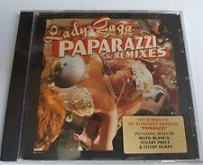 CD Lady Gaga /Paparazzi Remixes/ 7 tracks import U.S NEUF/Never opened + Sticker