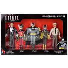DC COMICS THE NEW BATMAN ADVENTURES BENDABLE FIGURES 5 PACK FROM NJ CROCE